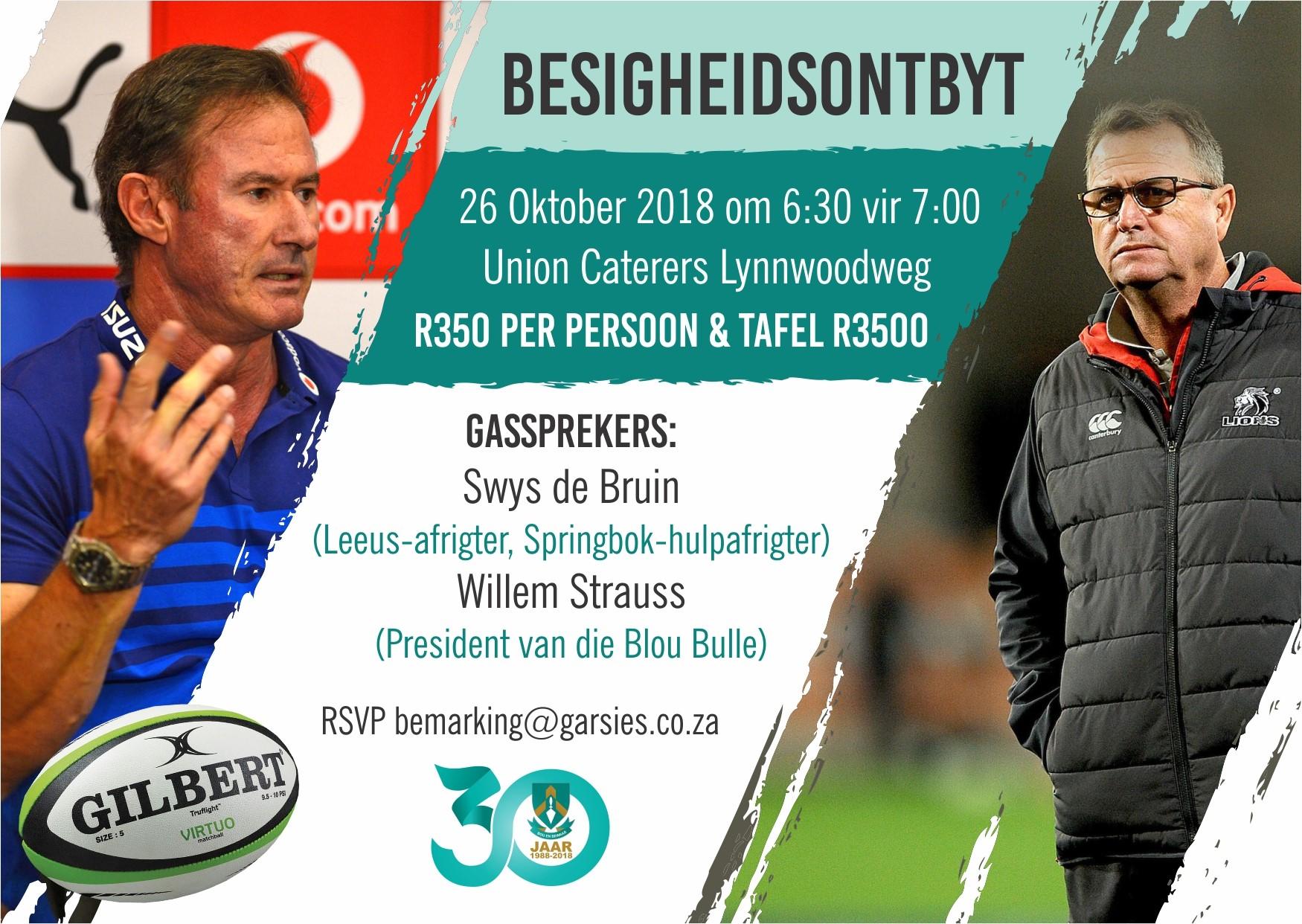 GarsfonteinBreakfast2018