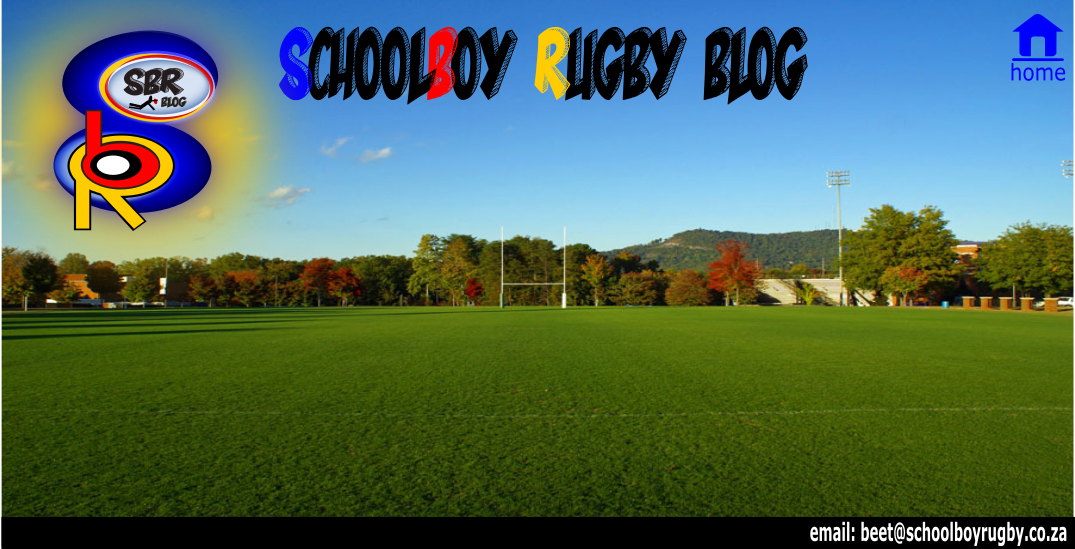 SchoolBoyRugby Blog