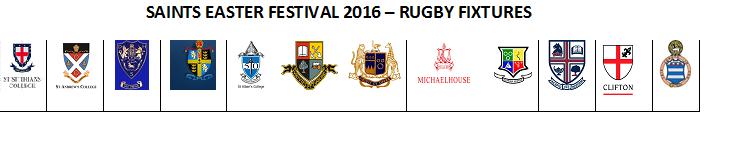 Saints ERF 2016